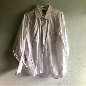 Beautiful White Eagle Dress Shirt! Great condition